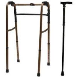 عصا و واکر