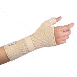 مچ بند انگشت دار آکریل پشم