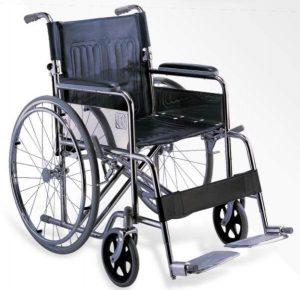 ویلچر استاندارد شاسی دوبل
