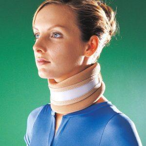 گردنبند نیمه سخت باریک