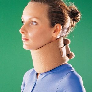 گردنبند نیمه سخت تک سایز