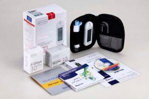 دستگاه قند خون گلوکو کارد 01 مینی