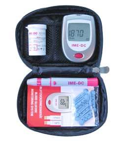 دستگاه قند خون آی ام ای دی سی