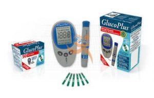 نوار تست قند خون گلوکو پلاس