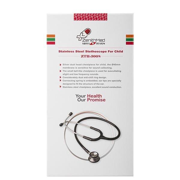 گوشی کاردیولوژی اطفال زنیت مد مدل 3008