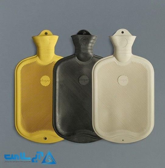 فواید کیسه آب گرم برای دردهای مزمن