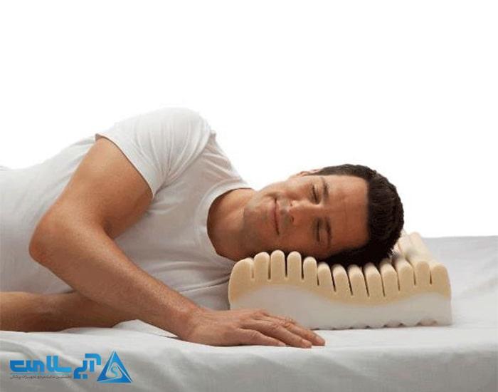 انواع پشتی طبی خواب