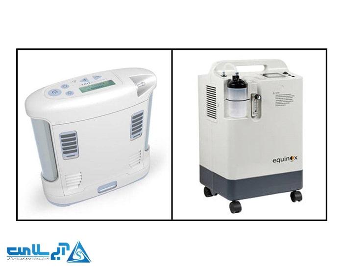 لیست مزایا و معایب دستگاه اکسیژن ساز