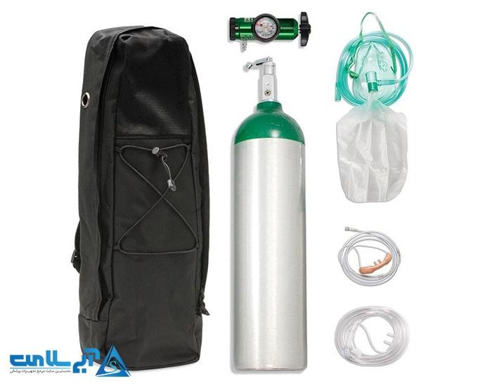 خطرات کپسول اکسیژن