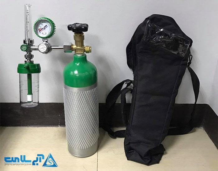نکاتی درباره خطرات کپسول اکسیژن