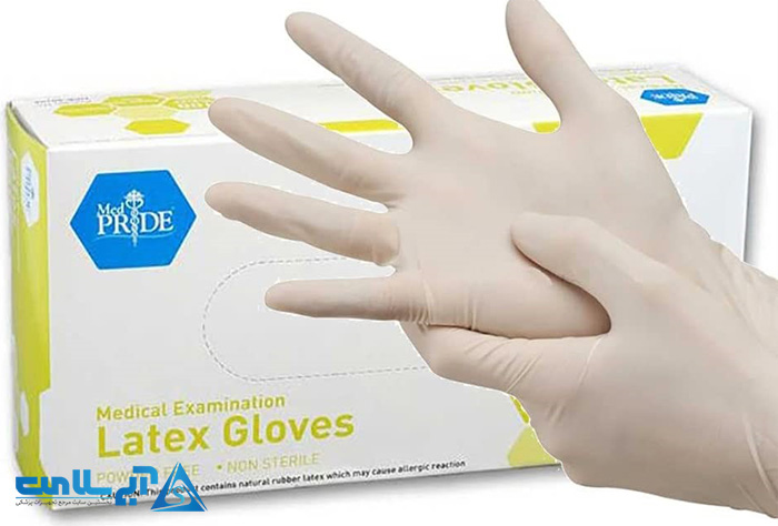 انواع دستکش لاتکس چیست