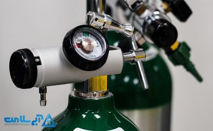 خطرات استفاده از کپسول اکسیژن